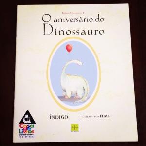 O aniversário do Dinossauro